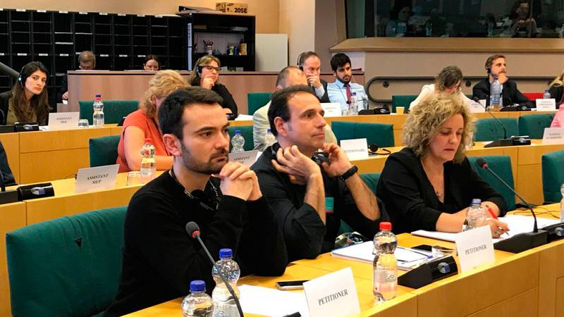 La Eurocámara pide explicaciones al Gobierno ante las quejas de manipulación en RTVE