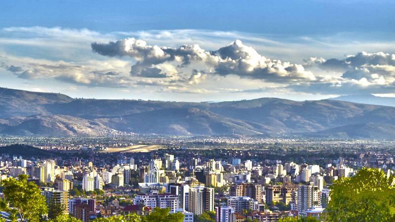 Nómadas - Cochabamba, el corazón de Bolivia - 20/05/18 - escuchar ahora