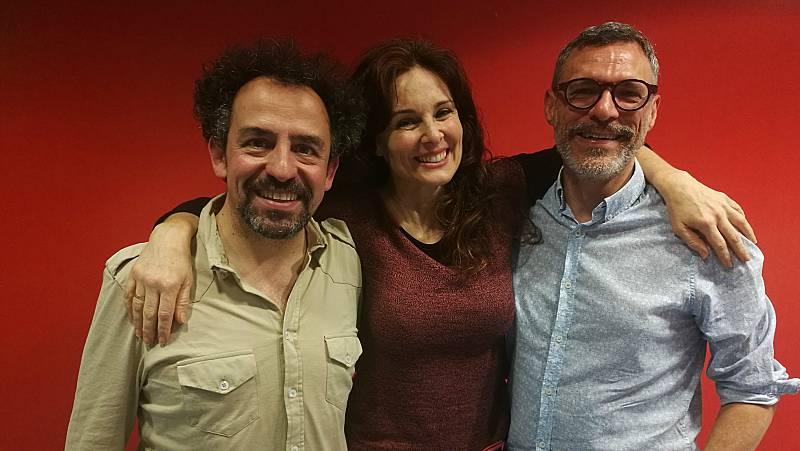 La sala - Silvia Marsó, Alberto Castrillo-Ferrer y Javier Pérez-Acebrón - 23/05/18 - Escuchar ahora