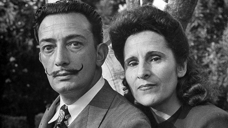 Documentos RNE - La desconocida Elena Ivanovna Diakonova, Gala Dalí - 26/05/18 - escuchar ahora