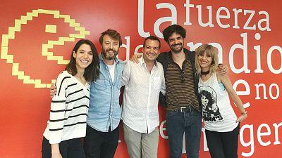 La Sala - 'La valentía' de Sanzol y la de tres salas en Barcelona, Sevilla y Santander unidas por RNE - 02/06/18 - escuchar ahora