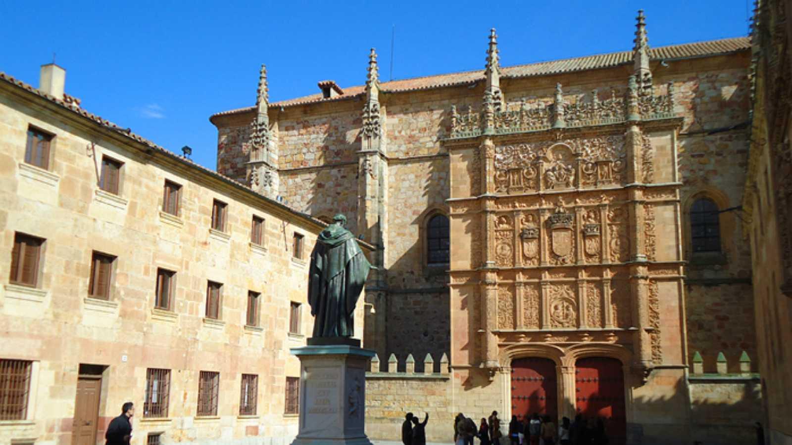 España vuelta y vuelta - 800 años de la Universidad de Salamanca - 05/06/18 - Escuchar ahora