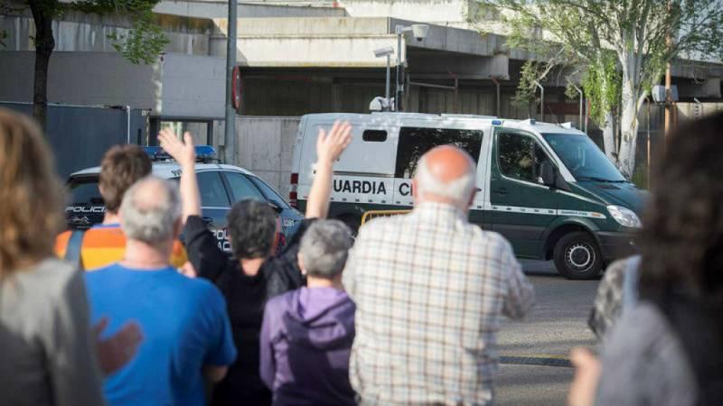 Diario de las 2 - Alsasua: Detenidos cuatro condenados por la agresión a guardias civiles - Escuchar ahora