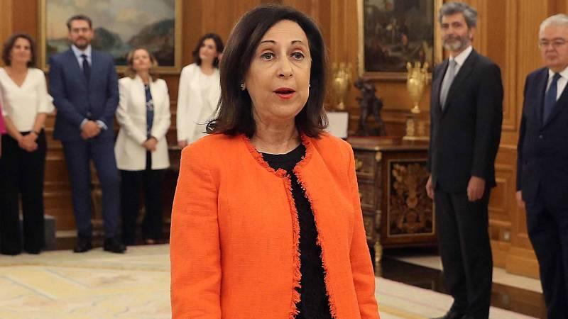 """Las mañanas de RNE - Margarita Robles: """"Vamos a trabajar con sentido de Estado y modernidad"""" - Escuchar ahora"""