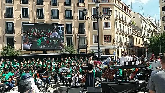 España vuelta y vuelta