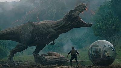 De película - Los dinosaurios de Bayona y 'Marguerite Duras' - 09/06/18 - escuchar ahora