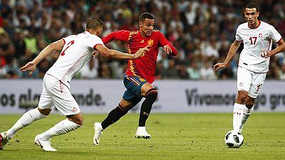 Tablero deportivo - El gol del España 1 Túnez 0 - Escuchar ahora