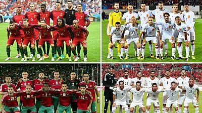 Canal Europa - Catorce selecciones europeas en Rusia 18 - 12/06/18 - Escuchar ahora