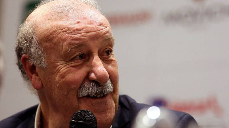 """Las mañanas de RNE - Del Bosque sobre la destitución de Lopetegui: """"Creo que la selección no se va a ver perjudicada en el Mundial"""" - Escuchar ahora"""