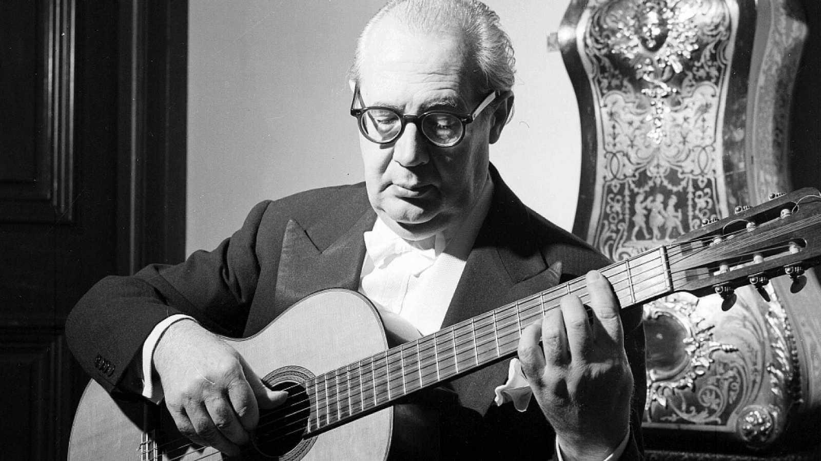 La guitarra - Andrés Segovia, en el 125 aniversario de su nacimiento (y V) - 16/06/18 - escuchar ahora