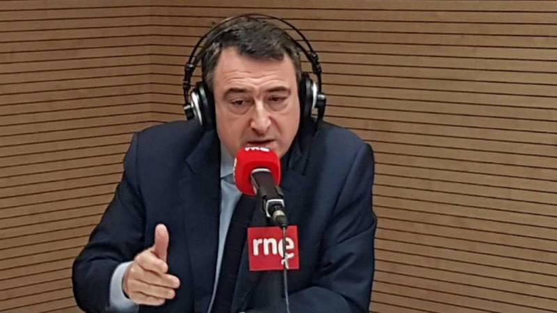 "24 horas - Aitor Esteban, PNV, no ve elecciones anticipadas en el horizonte: ""solo interesan a Albert Rivera"" - Escuchar ahora"
