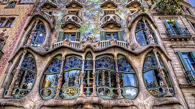 Las cuñas de RNE - Gaudí, la huella de un genio, en 'Memoria de delfín' - Escuchar ahora