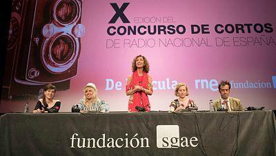 De película - X Concurso de Cortometrajes y 'El mundo es suyo' - 23/06/18 - escuchar ahora