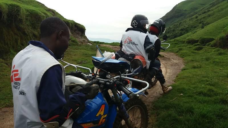 Historias de superación y vida en R.D. Congo