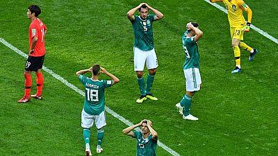 Tablero deportivo - Los sonidos de la eliminación de Alemania - Escuchar ahora