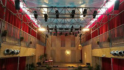 La sala - Los del teatro de RNE viven en Madrid la Fiesta Corral Cervantes - 30/06/18 - escuchar ahora