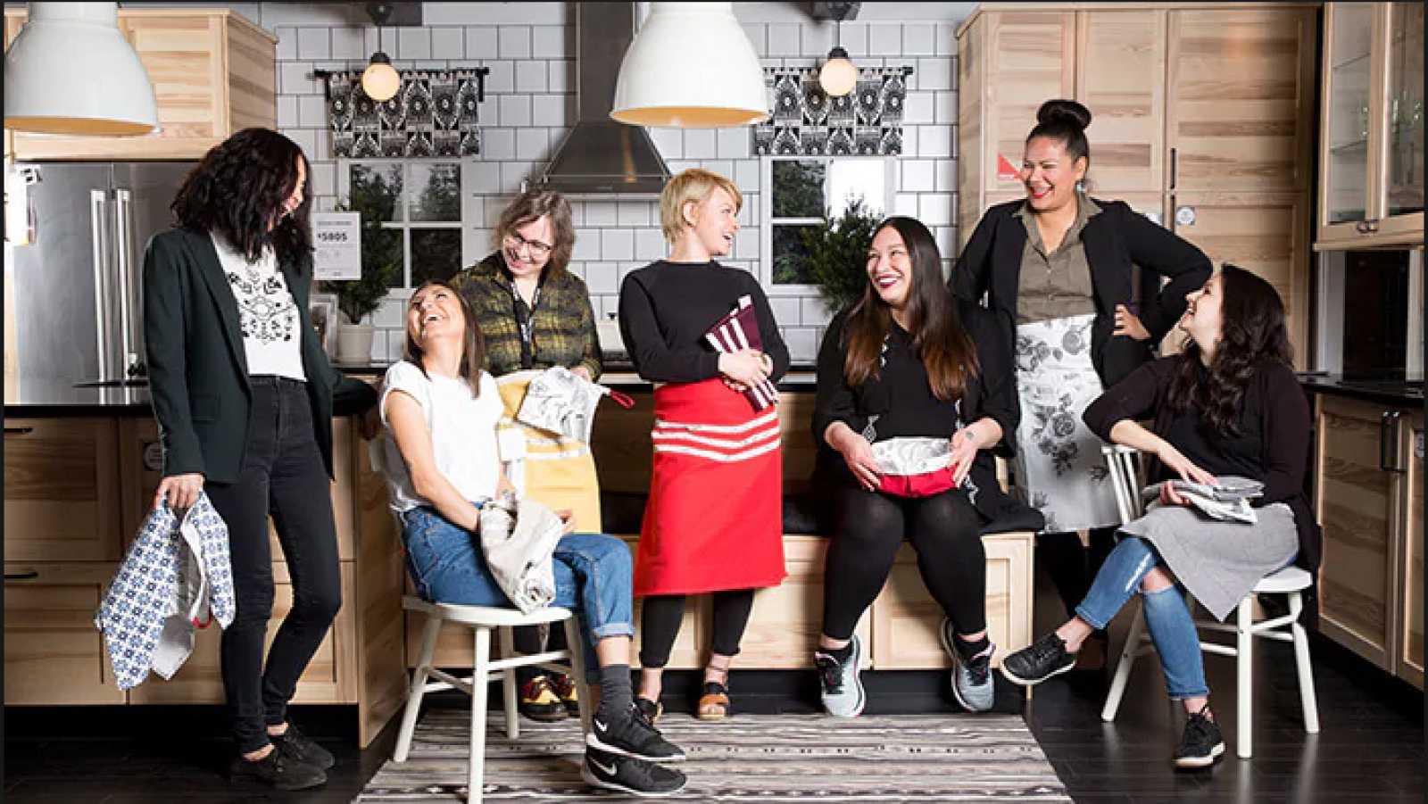 Sector.3 - Ikea presenta Återställa con Ellas lo Bordan - 29/06/18 - Escuchar ahora