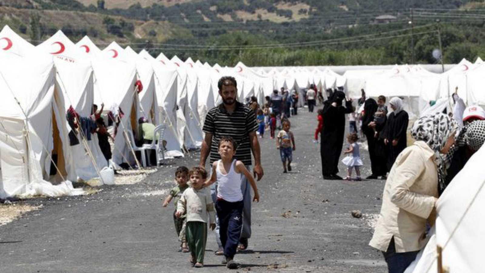 Cooperación es desarrollo - La crisis de los refugiados sirios en Líbano y Jordania - 01/07/18 - Escuchar ahora