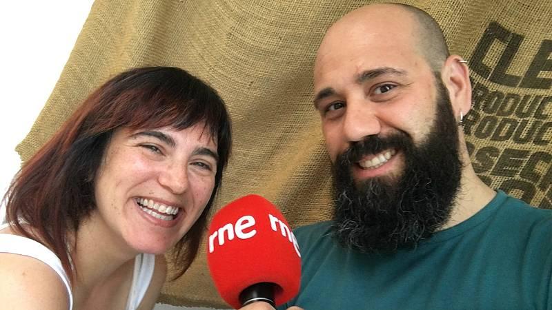 Dramedias con Paloma Cortina - Trascénica de David Vicente con Yajaira Jimeno - 08/07/18