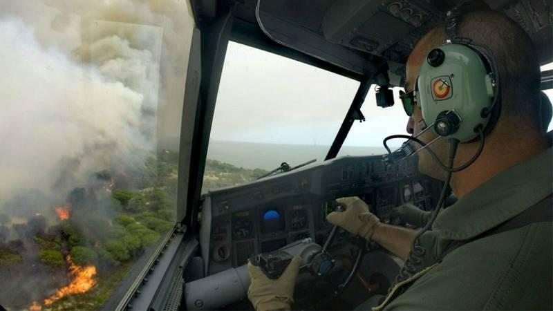 De lo más natural - Alto riesgo de incendios forestales, empieza la campaña - 01/07/18 - escuchar ahora