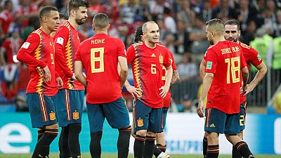 Tablero deportivo - Resumen de la eliminación de España - Escuchar ahora