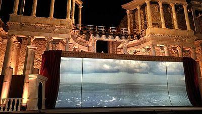 La Sala - Teatromascope en Mérida: 'Ben-Hur' y el pueblo a escena en Zalamea de la Serena y Fuente Obejuna - 07/07/18 - escuchar ahora
