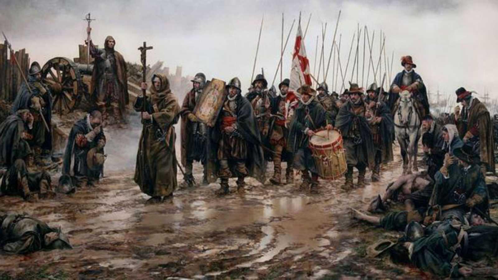 El canto del grillo - Leyenda negra de España - Escuchar ahora