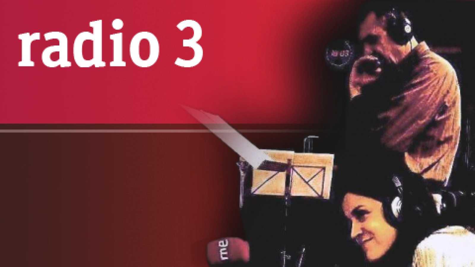 Videodrome - Cuarteto. Cuarto movimiento. Una mujer en Berlín - 29/07/18 - escuchar ahora