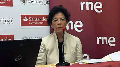 """Las mañanas de RNE - Celaá dice que el Gobierno exhumará a Franco cuando tenga """"todas las garantías jurídicas"""" - Escuchar ahora"""
