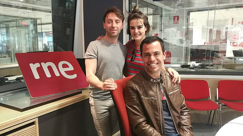 La sala - Dafnis Balduz, María Romero, cómicos y Fetal, teatro alternativo en Urones de Castroponce - 28/07/18 - escuchar ahora