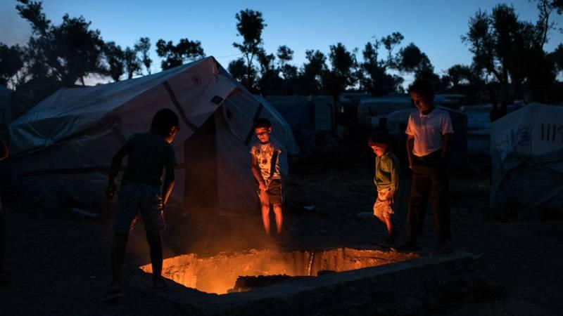 Cinco continentes - Los gigantes de Grecia, Siria, Estados Unidos y México - 31/07/18 - Escuchar ahora
