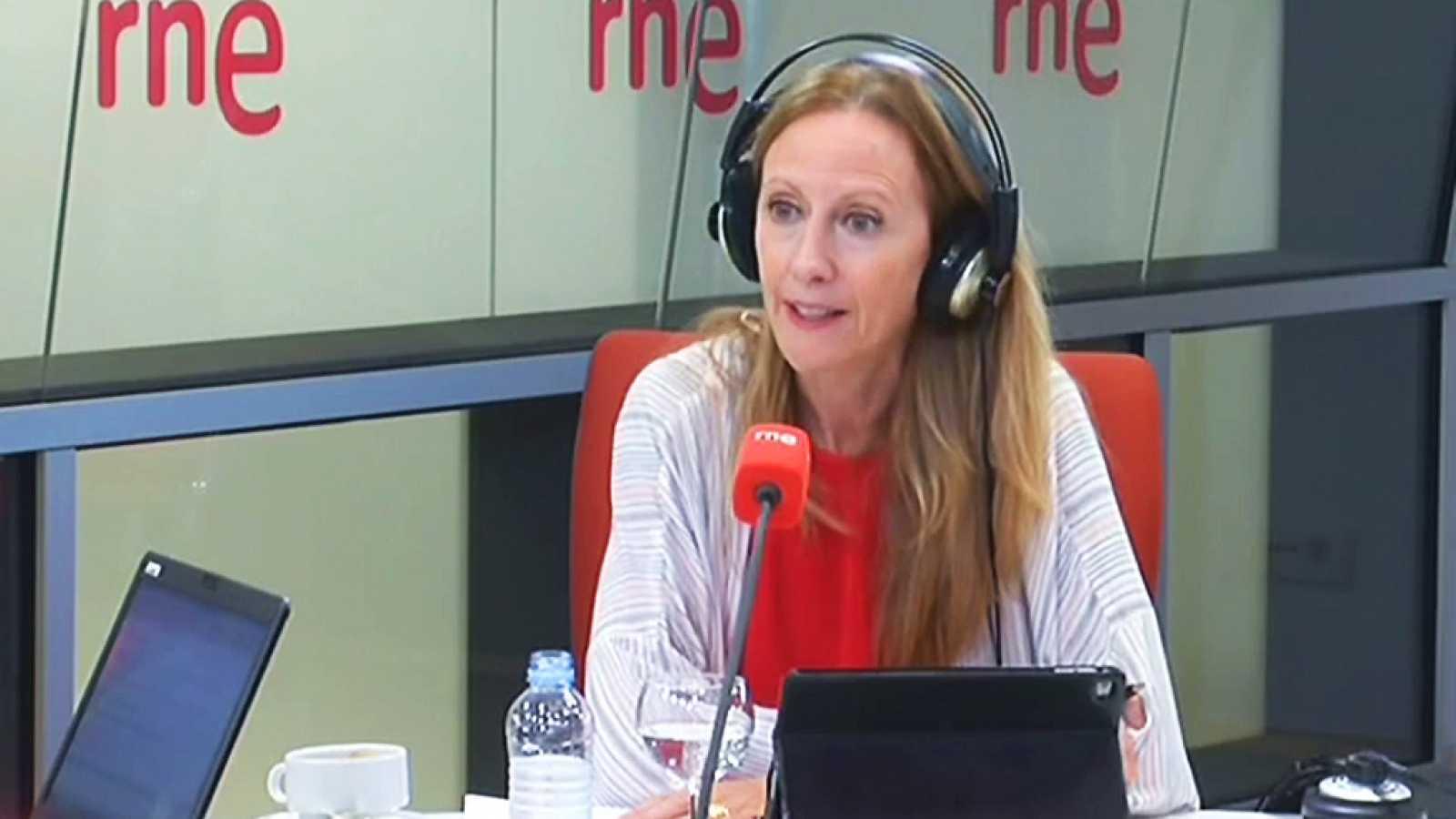 """Las mañanas de RNE - Caso máster: Marta González dice que """"hay dudas sobre la contundencia judicial"""" de la causa - Escuchar ahora"""