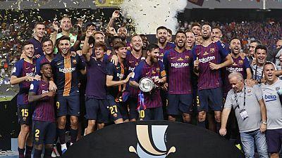 Tablero deportivo - Los goles de la Supercopa de España - Vuelve a escuchar