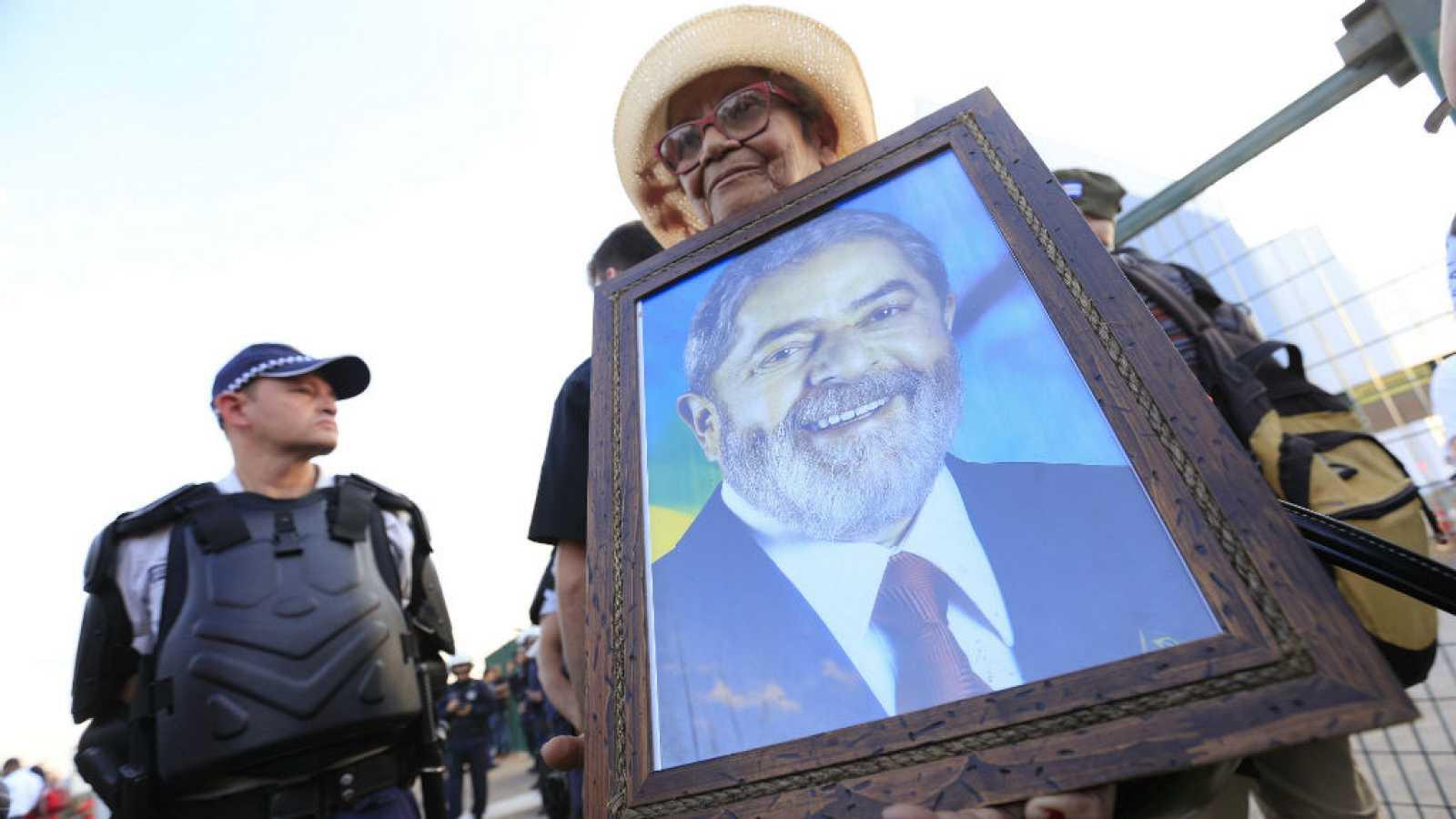 Cinco continentes - Brasil arranca la campaña más tensa - 16/08/18 - Escuchar ahora