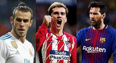 Tablero deportivo - Vuelve a La Liga - Escuchar ahora