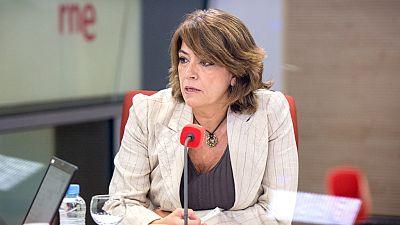 Las mañanas de RNE - La ministra Delgado niega un cambio de postura en el 'caso Llarena' - Escuchar ahora