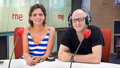 Las mañanas de RNE - Zoe Berriatúa vuelve a contar con Macarena Gómez para su nueva película, 'En las estrellas' - Escuchar ahora