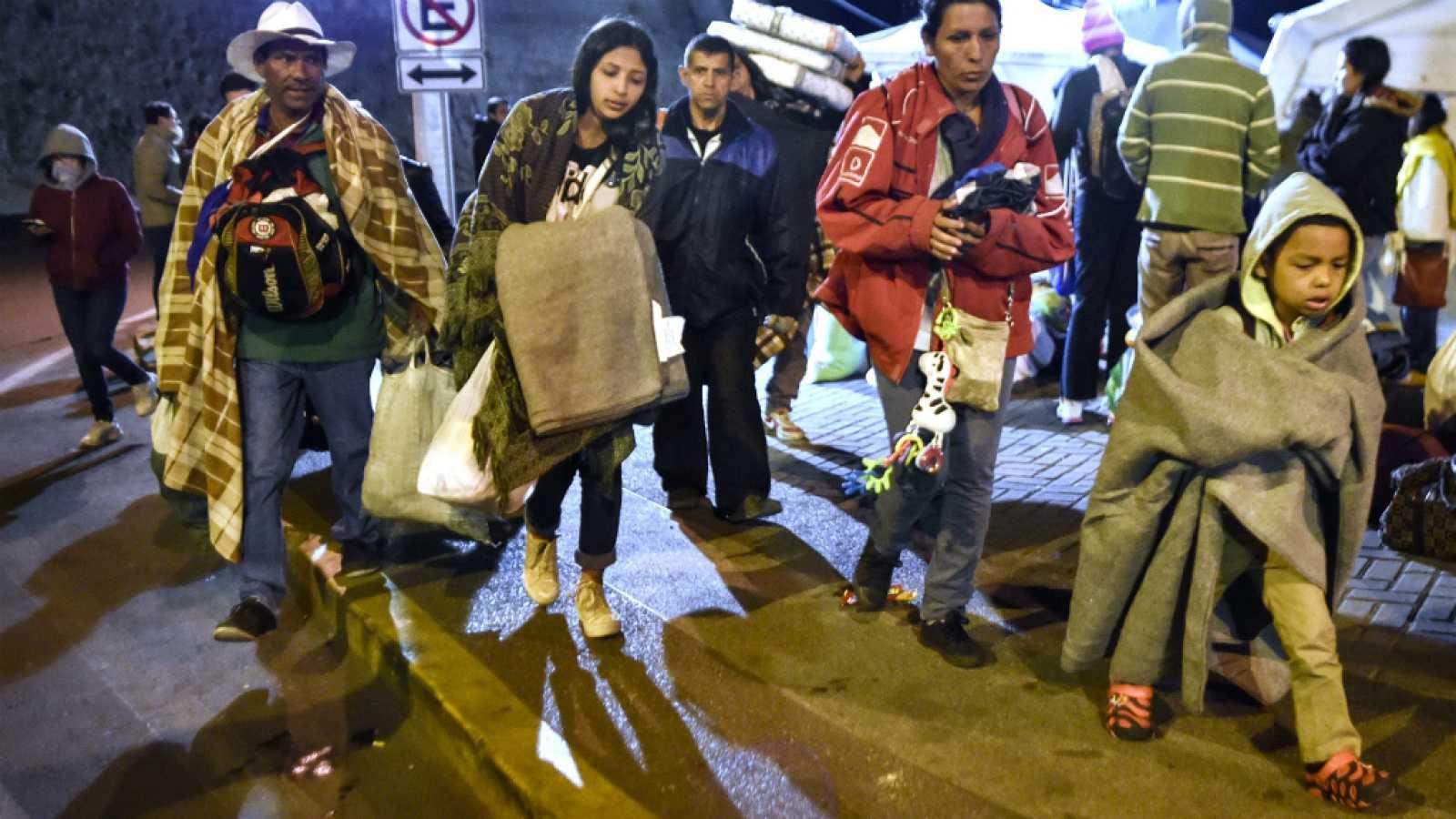Diario de las 2 - Crisis de refugiados venezolanos y nicaragüenses - Escuchar ahora