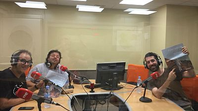 La sala - FiraTàrrega y Margarita Gil Roësset en el último de la temporada - 01/09/18 - escuchar ahora