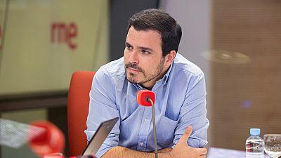 """Las mañanas de RNE - Garzón (IU): """"La senda de la DUI está muerta y es irracional"""" - Escuchar ahora"""