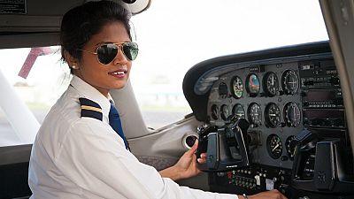 Por todo lo alto - Primera Cumbre Mundial de Igualdad de Género en Aviación - 05/09/18 - Escuchar ahora