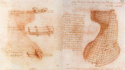 Documentos RNE - El genio creador de Leonardo da Vinci y los Códices de Madrid - 08/09/18 - escuchar ahora