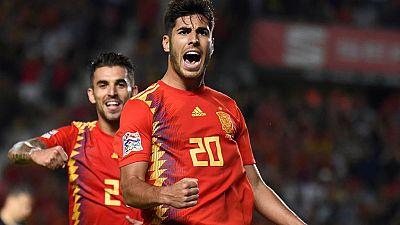 Tablero deportivo - Resumen del España 6 Croacia 0 - Escuchar ahora