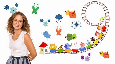 La estación azul de los niños - Los bichillos se suben al tren - 08/09/18 - escuchar ahora