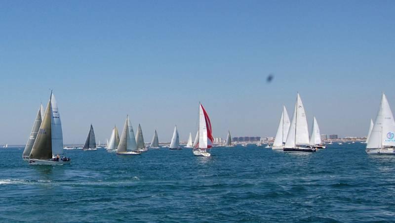 Españoles en la mar - Regata oceánica Huelva-La Gomera - 12/09/18 - escuchar ahora