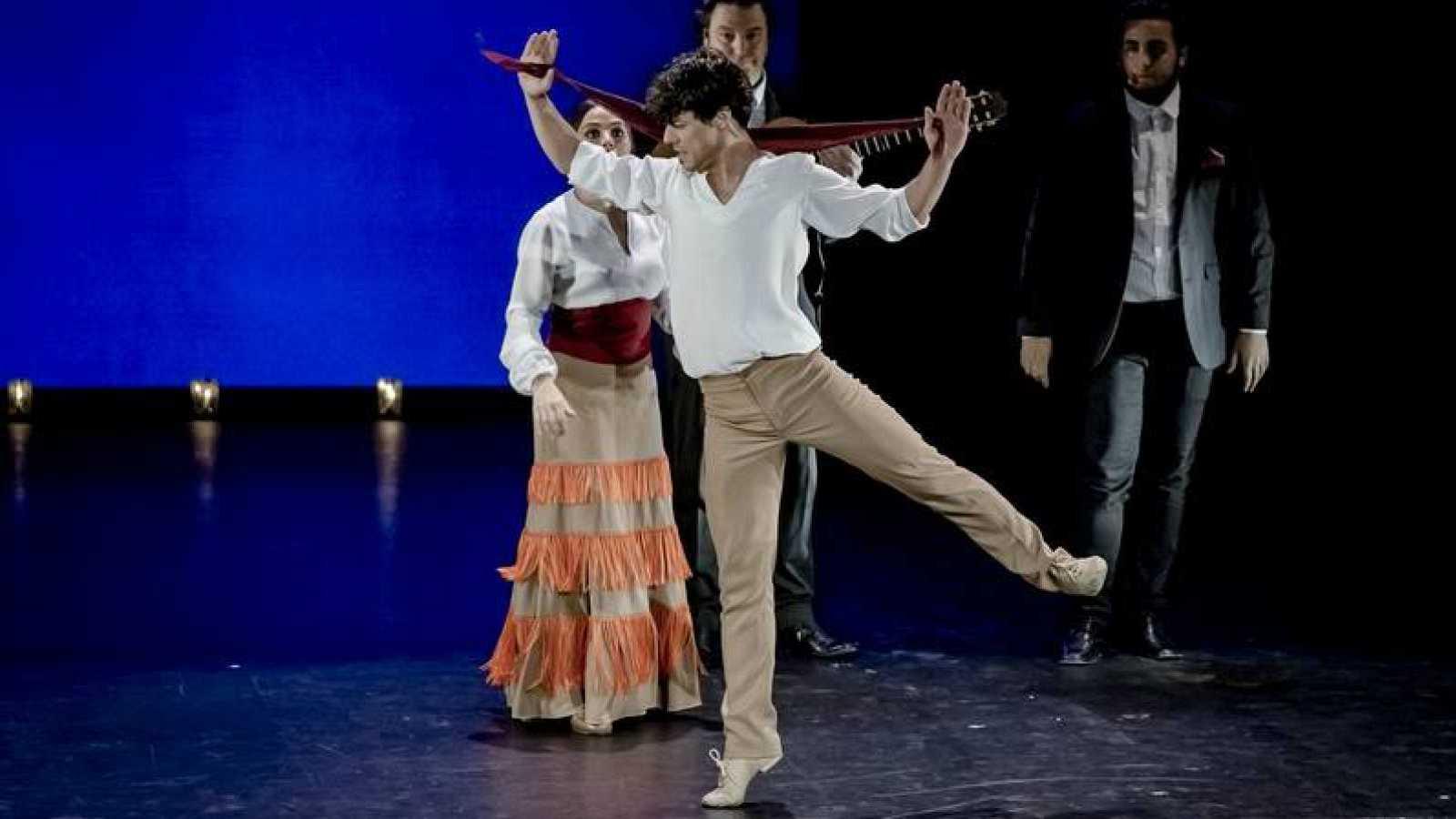 Salimos por el mundo - Jesús Carmona, Mejor Artista Internacional y Producción Internacional de Danza de los Latin UK Awards 2018 - 13/09/18