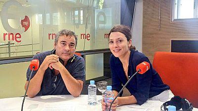 Las mañanas de RNE - Eduard Fernández y Bárbara Lennie: así son sus personajes en 'Todos lo saben' - Escuchar ahora
