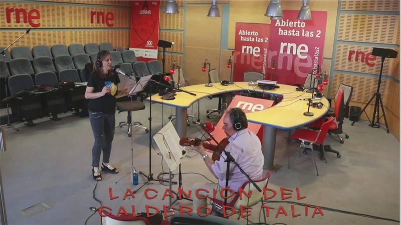 El caldero de Talía - La canción del caldero de Talía - 17/09/18 - Escuchar ahora