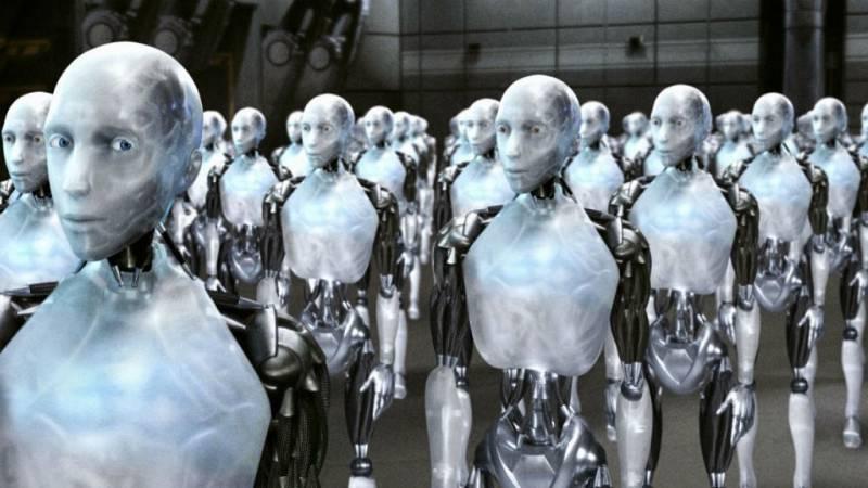 Los robots reemplazarán a miles de empleados - Escuchar ahora