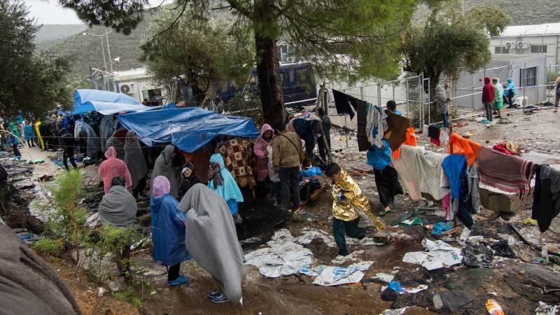 Los niños refugiados en situación de emergencia - Escuchar ahora